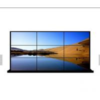 """Best 55"""" 3.5mm Panel Led Video Wall 3x3 With Controller ,Wall Mount Rack wholesale"""