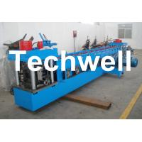 Best U Channel Roll Forming Machine for Making U Purlin Profile with Pre-cutting & Pre-punching wholesale