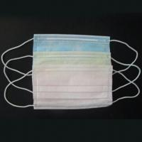 Best 3-ply Strap-free Face Masks, Eco-friendly and Breathable, Various Shapes are Available wholesale