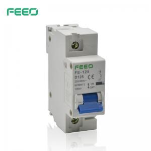 Best Rated Voltage 415V 1P IEC60947-2 AC Circuit Breaker wholesale