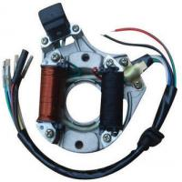 Buy cheap Motorcycle Electrical Components copper / plastic Magneto Coil DY100 from wholesalers