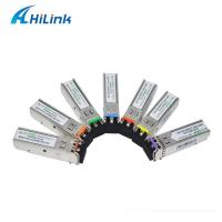 Best Compatible Fiber Optic SFP Module 1.25g cwdm sfp 1270-1610nm with 3 years warranty wholesale