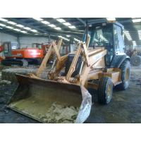 Best used backhoe case wheel loader for sale wholesale
