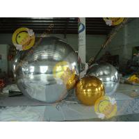 Best Christmas Decorative Large Helium Balloons Inflatable Mirror Double 0.3mm wholesale
