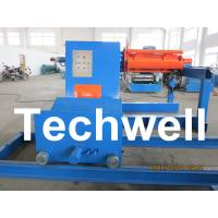 Best High Speed 0 - 15m/min Uncoiling Speed 5 Ton Automatic Uncoiler / Decoiler Curving Machine wholesale