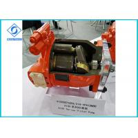 Best A10V Pressure Compensated Piston Pump , Radial Loading High Pressure Axial Piston Pump wholesale