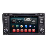 Best AUDI A3 GPS Navigation System Android DVD Player Dual Core A9 Chipset RDS BT wholesale
