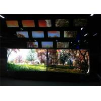 Best Large Curved LED Screen with Win 8 System 10 Points LED Backlight wholesale
