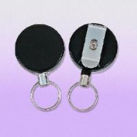 Best Heavy-duty Clip-on Badge Reels with 60cm Long Pull Metal Wire, Customized Logos are Welcome wholesale