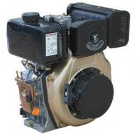China 12hp Single cylinder air - cooled diesel Lawn mower engine 186FA on sale