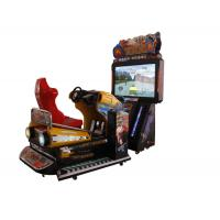 Best 46 Inch Oem/Odm Racing Game Machines For Game Center / Kid'S Playground wholesale