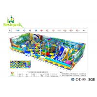 Best Anti Static Baby Indoor Playground Large Scale With EVA Flooring Mat wholesale