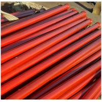 Quality 3m 4.5mm HD End Concrete Pump Pipeline 5mm Thickness , High Wear - Resistant wholesale