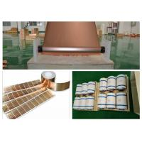 Best Eco Friendly Lithium Ion Battery Copper Foil / Large Copper Sheet Roll wholesale