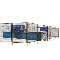 China Industrial Machine Guarding , Perimeter Safety Guarding For Package Equipment Protector on sale