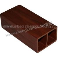 Planter Boxes Made From Composite Decking All Kind Of Wpc: Details Of Senkejia 75*50 Square Wood Wood Plastic
