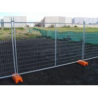 Best Hot Dipped Galvanized Temporary Fence Convenient Installation for Construction Site wholesale