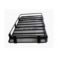 Best 4X4 Universal Roof Rack Cargo Baskets Steel Material For Toyota Land Cruiser 80 Series wholesale
