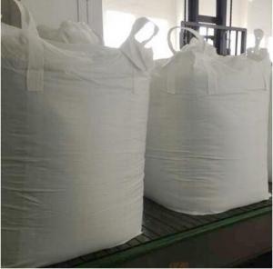 Best Industrial Packaging 1 Tonne Bulk Bags , UV Treatment Flexible Intermediate Bulk Containers Fibc wholesale