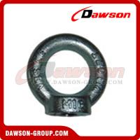 China GALVANIZED EYE NUTS DIN582 LIFTING RING NUT on sale