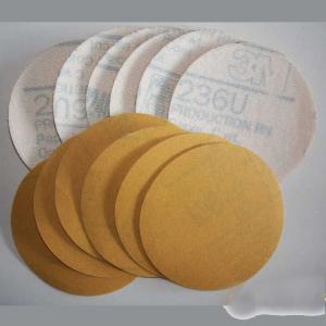 China 3m 236U acrylic polish paper disc / Abrasive Paper / Sanding paper on sale