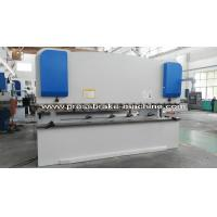 Best 2 Axes Sheet Metal Cutting And Bending Machine NC 4.5KW Servo Motor Drive wholesale
