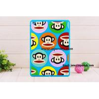 Best Paul Frank Silicone Case For Ipad Air Half Colorful Monkey Zoom Julius wholesale