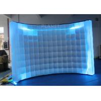 Best Colorful Igloo Photo Booth , Inflatable Selfie Booth For Event Adverting wholesale