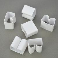 Best White Multipurpose Households Products , PVC Cable Winder For Office wholesale