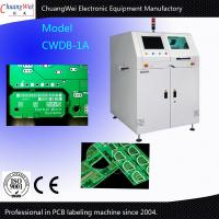 China A5 Motor Series PCB Labeling Machine Apply Labels On Top Of Components on sale