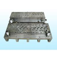 Best Progressive Tool And die / Stamping Die 500 , 000 Runs For Signal Receiver Machine wholesale