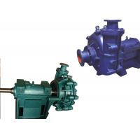 Best Low Pressure Electric Slurry Pump / Slurry Sump Pump One Stage Structure WA wholesale