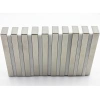 Best High Grade Sintered Neodymium Permanent Rare Earth Magnet Bars with diametrically magnetized wholesale