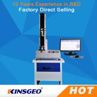 Bend / Peel / Tensile Strength Universal Testing Machines 5KN With Computer Display