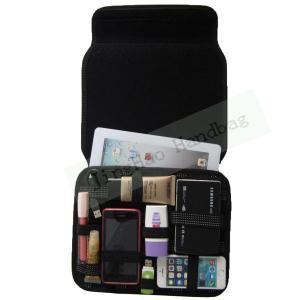 Best Electronic Accessories Bag /  GRID Travel Cable Organizer 32.7*24*2 CM wholesale