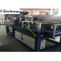 Best Automatic PE Film Industrial Shrink Wrap Machine , Heat Shrink Wrap Machine With Heating Tunnel wholesale