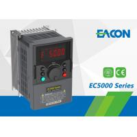 3.7kw 380v AC Drive Industrial Inverter , Air Conditioner 5hp Frequency Inverter