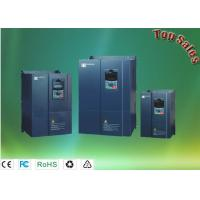 Best 55kw 380v AC Vector Control Frequency Inverter , Short Circuit Protection wholesale