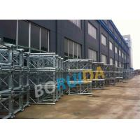 Best Aluminum Construction Material Hoist Up Ramp Door Style 3.2mx1.5mx2.5m Cage Size wholesale