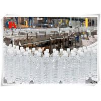 Professional Mineral Water Bottling Plant Compact Construction For 5 Gallon Bottles