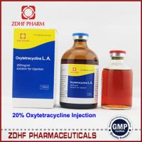 Best Cattle antibiotic drugs oxytetracycline injection 5% 10% 20% 30% wholesale