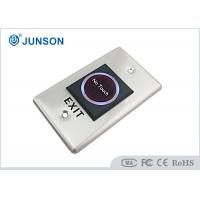 China Infrared Sensor No Touch Exit Push Button Door Release Switch 5 Wire on sale