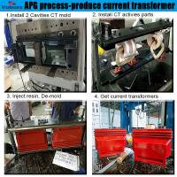 Best best selling automatic hydraulic press moulding machine for Combination Instrument Transformer wholesale