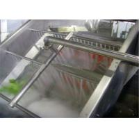 China Double - Row Roller Grading Machine , Canned Processing Fruit Sorting Machine on sale