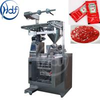 Best Cooking Oil Juice Packaging Machine Automatic Liquid Filling For Water wholesale