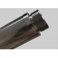 Best 20 L Well Sand Johnson Wire Screen With Male / Female Threaded End Closed wholesale