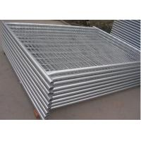 Best 38MM Pipe Removable Builders Temporary Fencing For Construction Site wholesale