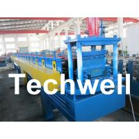 Best Top Hat Channel Cold Roll Forming Machine for Steel Furring Channel Profiles wholesale