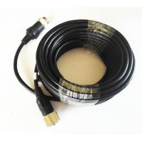 Best Safty Vision 6pin Din Cable , Male To Female Backup Camera Cable wholesale