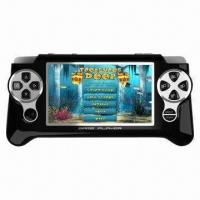 Buy cheap 4.3-inch Handheld Game Player with TFT Screen, 3.0-megapixel Camera and FM Radio from wholesalers
